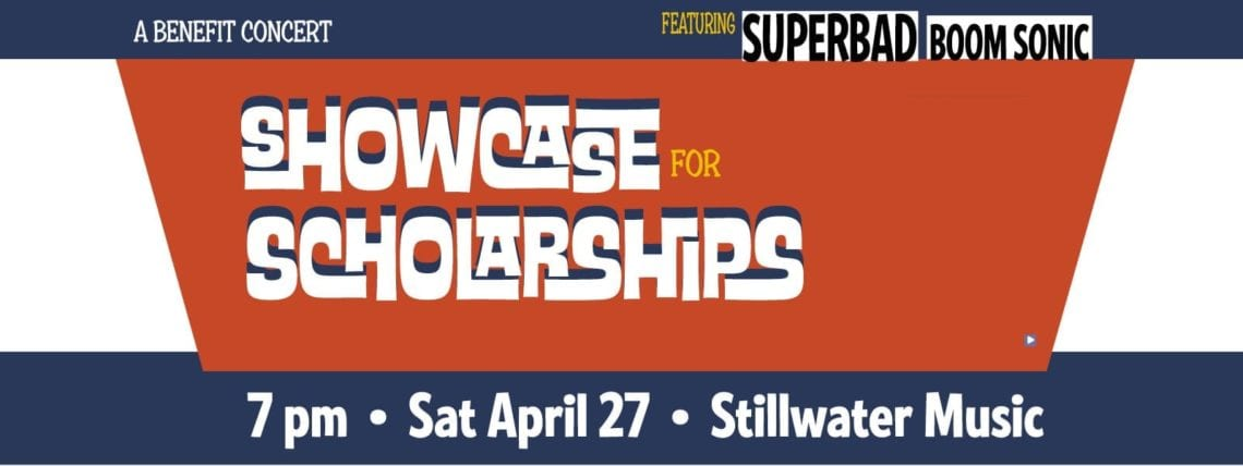 Showcase for Scholarships: April 27