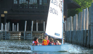 LCYC Youth Sailing